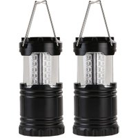 2 XOutdoor Lighting For Camping Lamparas Colgantes Lantern Bivouac Hiking Camp Light 30 LED Lamp Portable Outdoor Tools