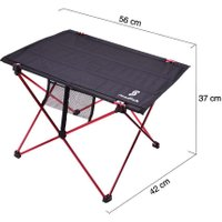 Aluminium Alloy Travelling Camping Picnic Barbecue Folding Table Outdoor